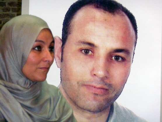 Ali Aarrass et sa soeur Farida