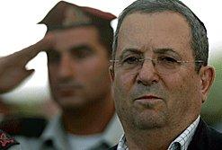 Le criminel de guerre Ehud Barak