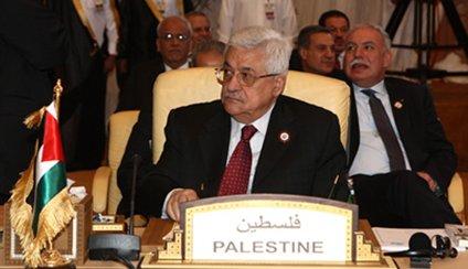 Mahmoud Abbas, chef de l'Autorité de Ramallah, au dernier sommet arabe - Photo : Gallo/Getty
