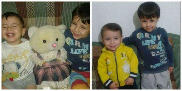 Aylan Kurdi, 3 ans, et son frère Galip, 5 ans, ont péri avec leur mère dans la nuit de mardi à mercredi en Méditerranée.